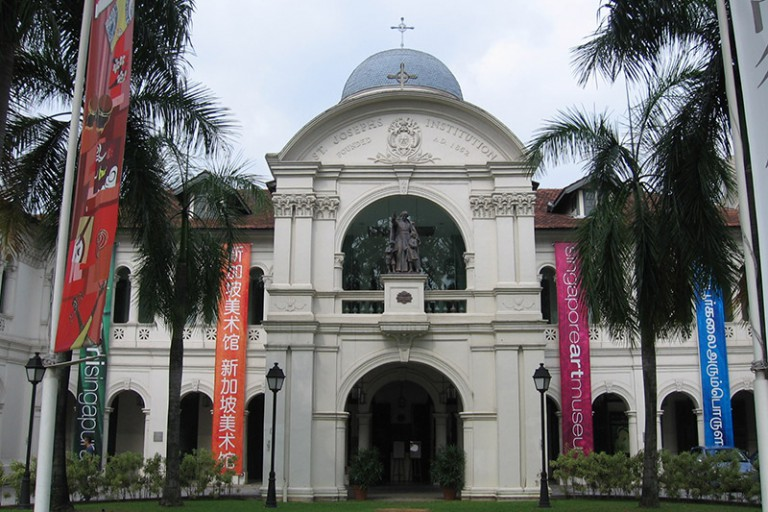 Press Preview at The Singapore Art Museum